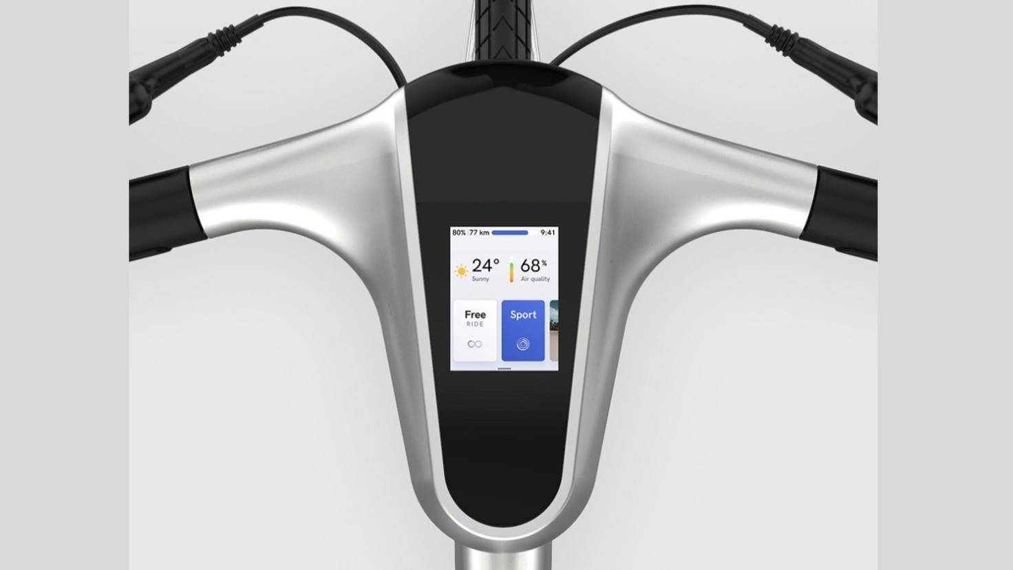 Angell 2020 E-Bike Lenker