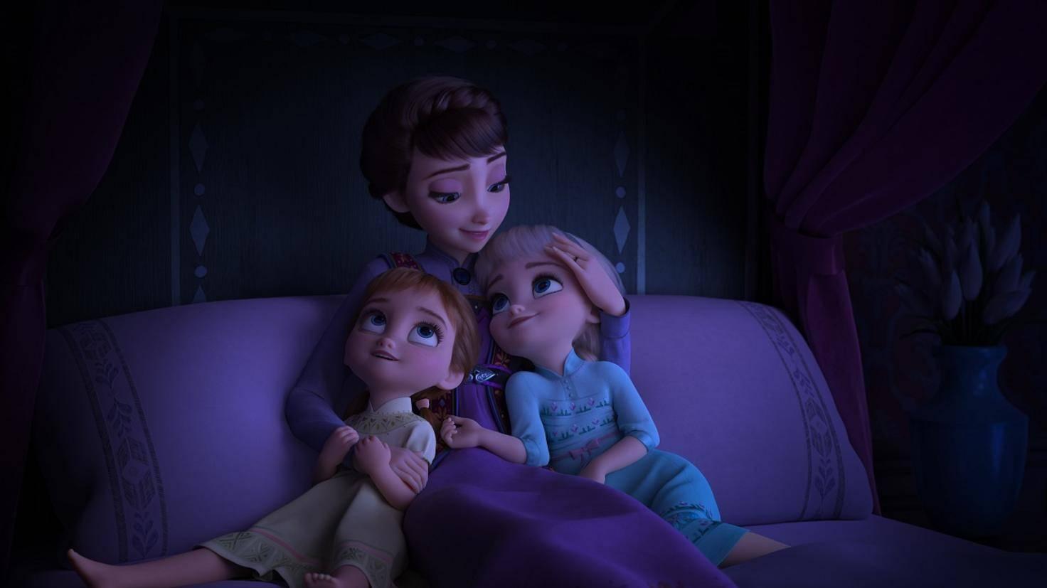Die Eiskönigin 2 Anna und Elsa