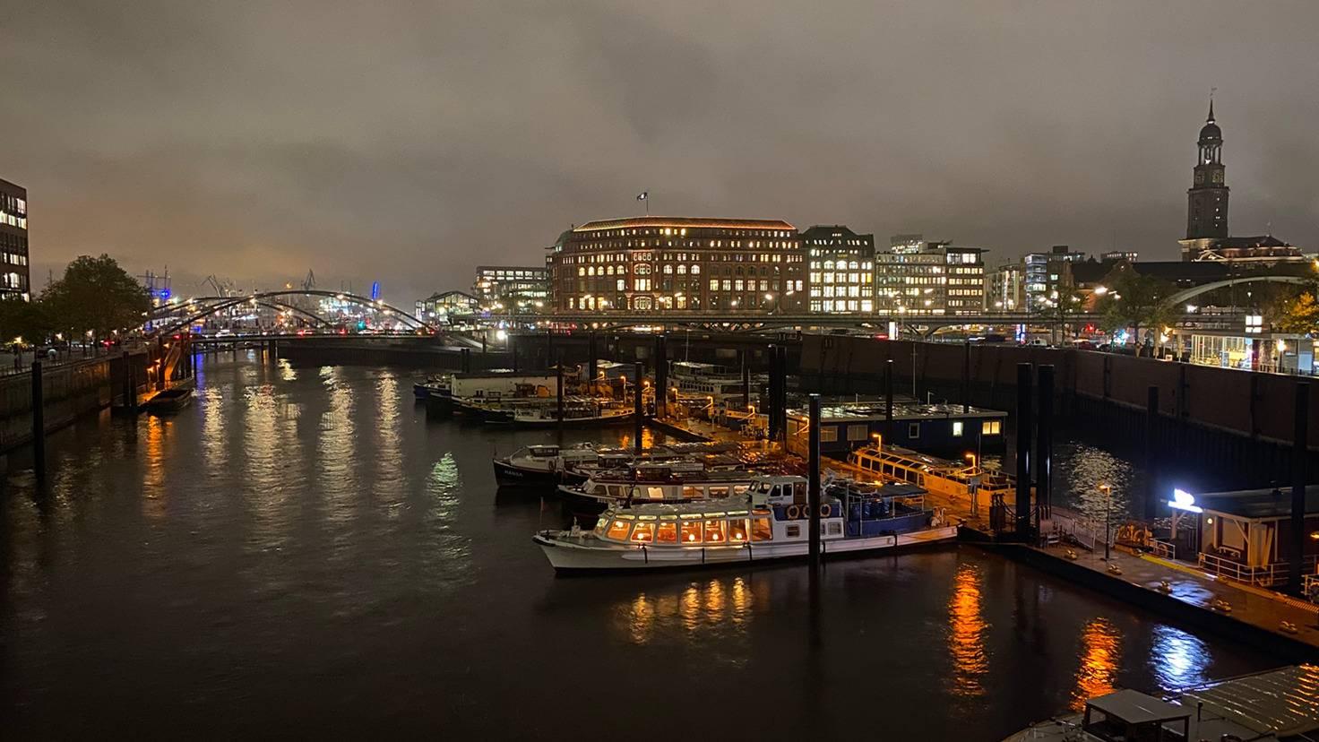 iPhone 11 Pro Max Schiffe mit Nachtmodus