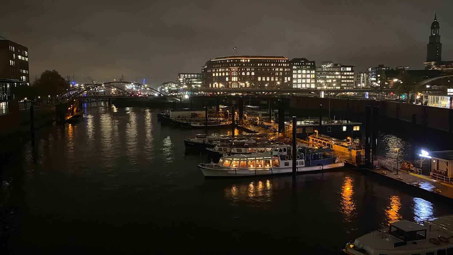 iPhone 11 Pro Max Schiffe ohne Nachtmodus