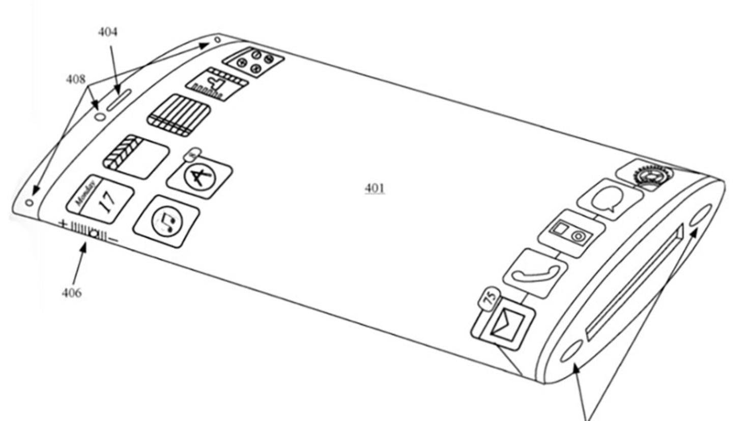 patent-apple-faltbares iphone