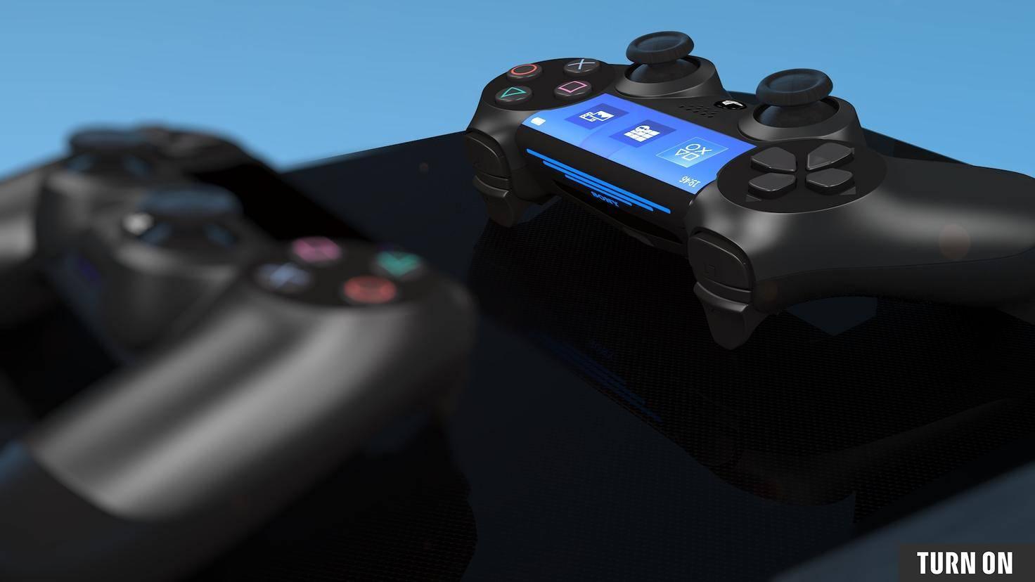 ps5-playstation-5-konzept-turn-on-controller-konsole