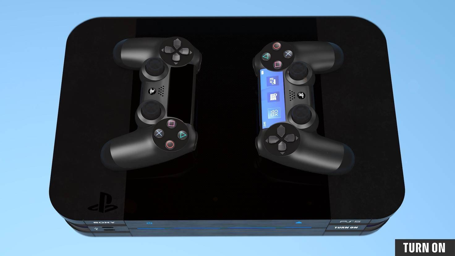 ps5-playstation-5-konzept-turn-on-konsole-top