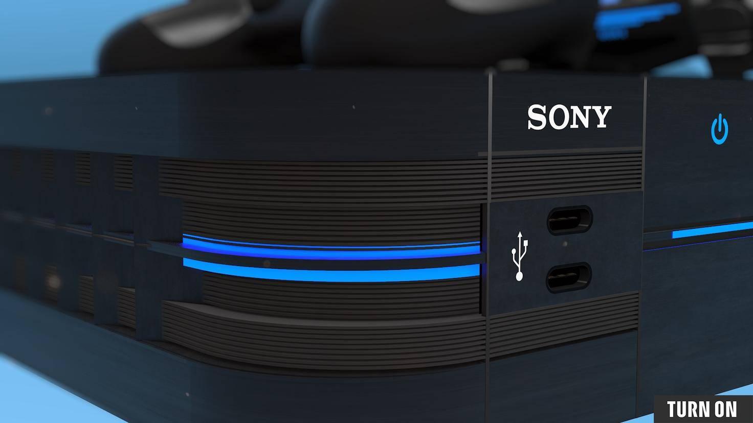 ps5-playstation-5-konzept-turn-on-usb-c-slots