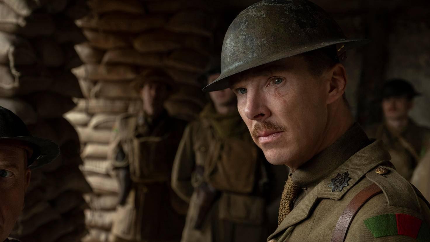 1917 Benedict Cumberbatch