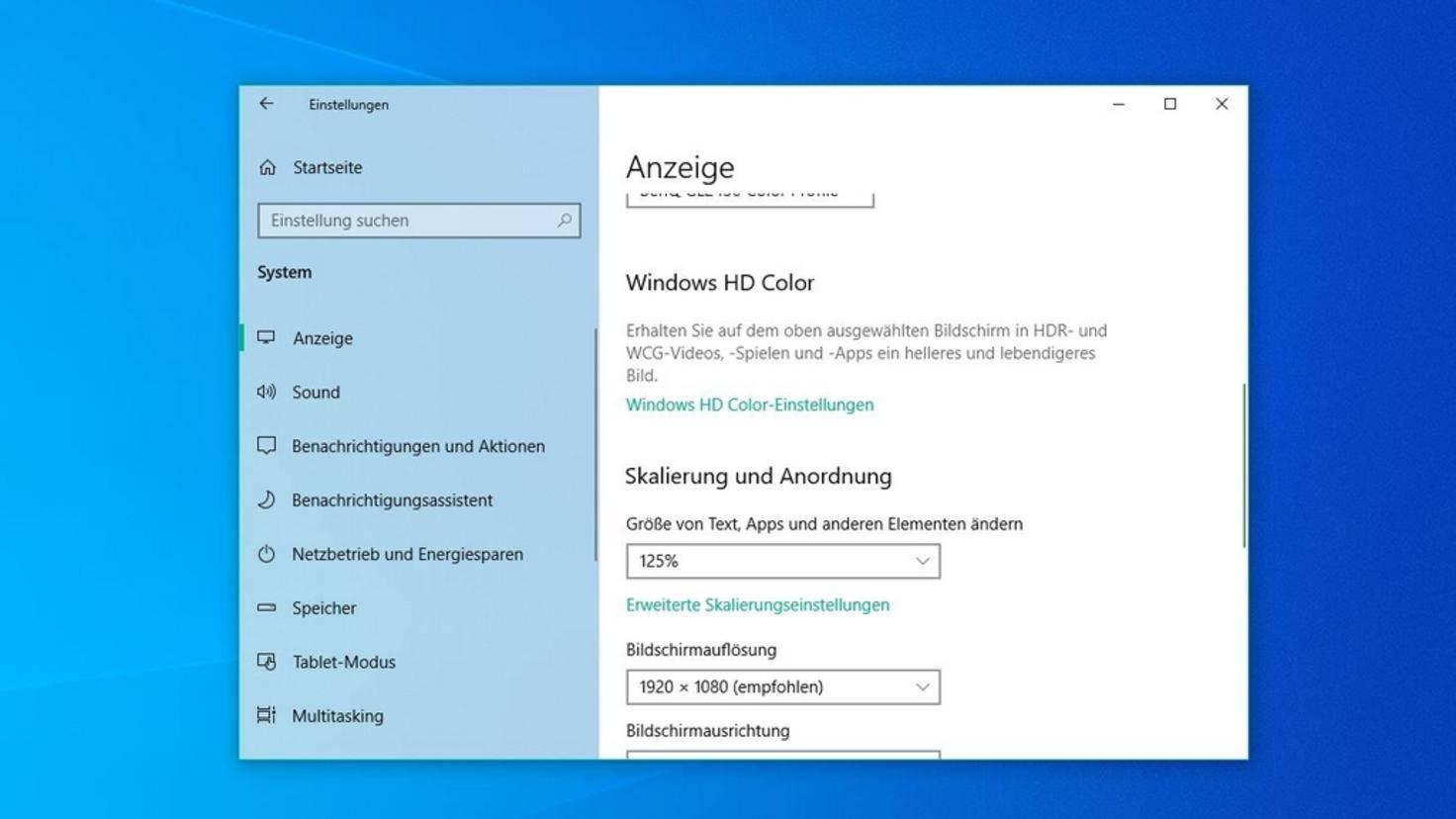Bildschirm vergrößern: So gehts in Windows 10 & auf dem Handy