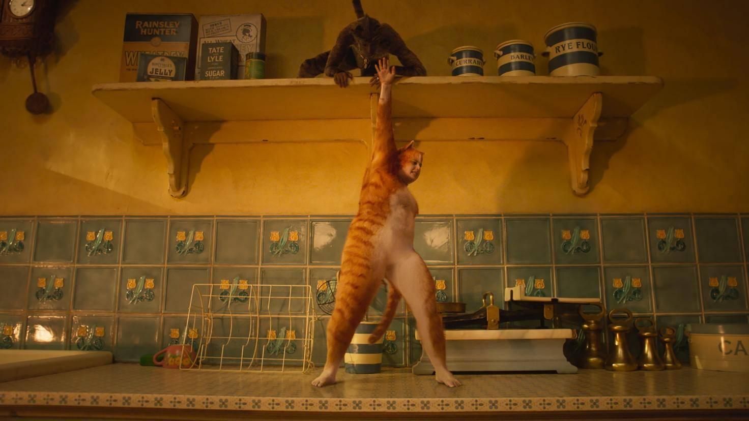 """Rebel Wilson in """"Cats"""""""