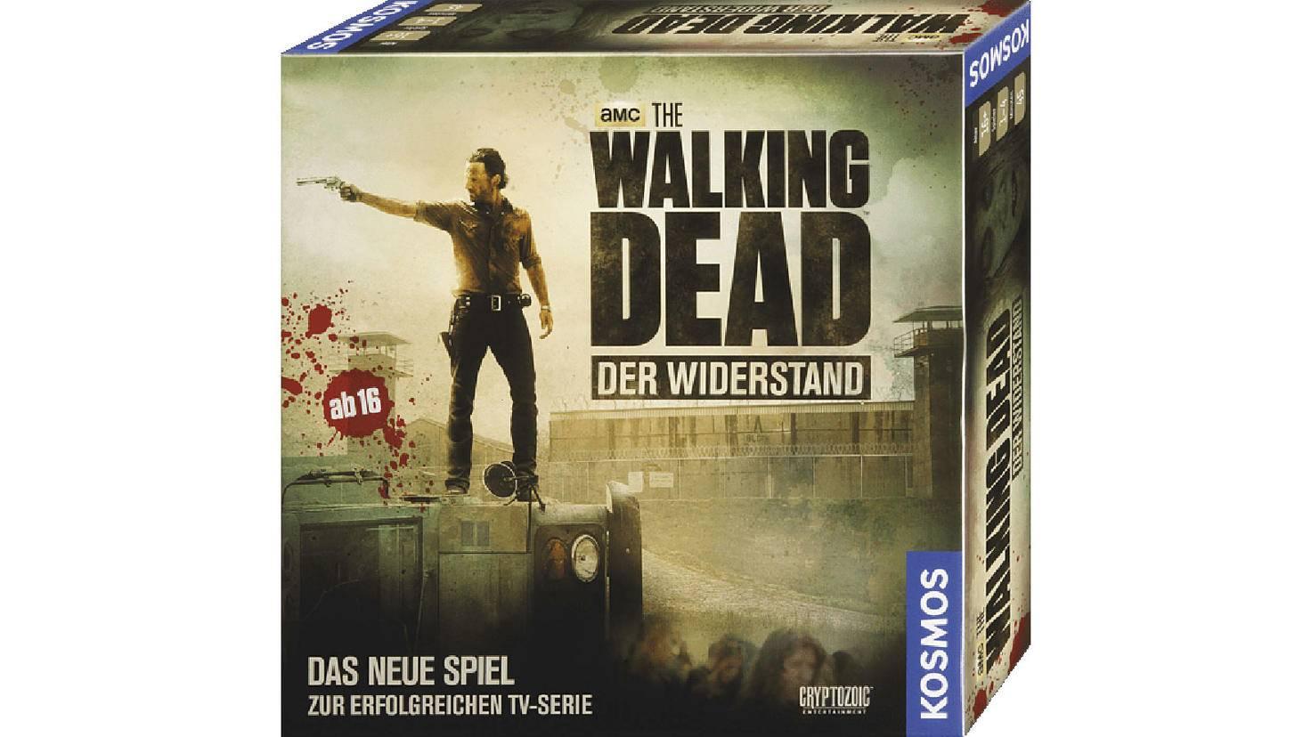 The Walking Dead Der Widerstand