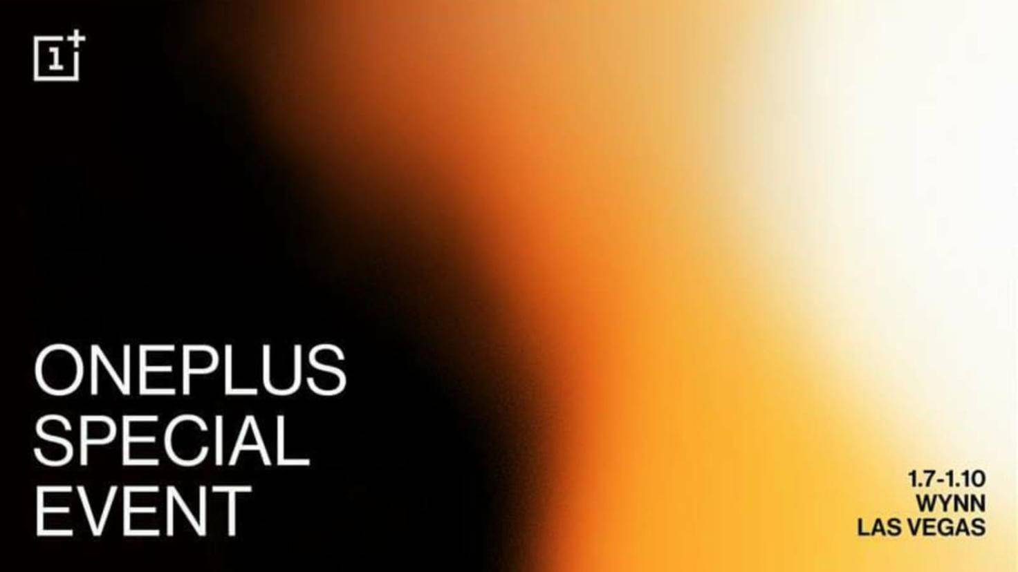 OnePlus-Teaser für CES 2020