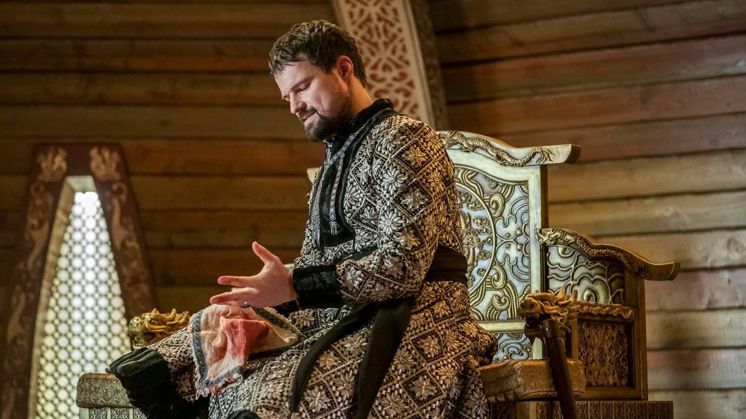 Prinz Oleg Vikings Staffel 6