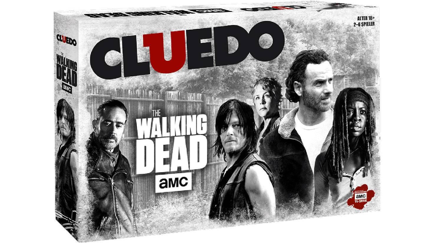The Walking Dead Cluedo