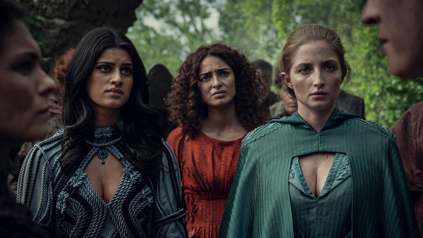 The Witcher Triss Merigold
