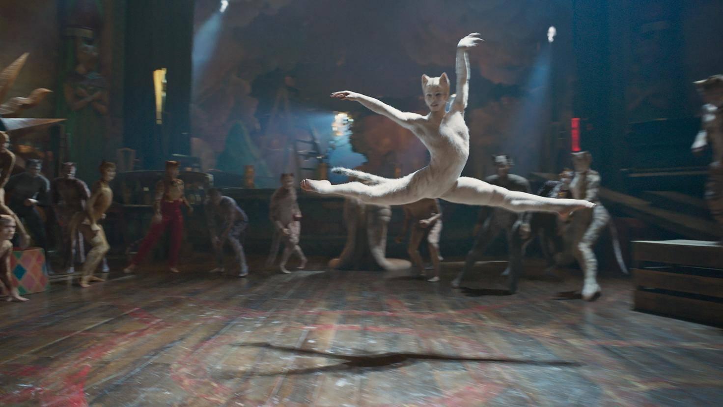 """Francesca Hayward in """"Cats"""""""