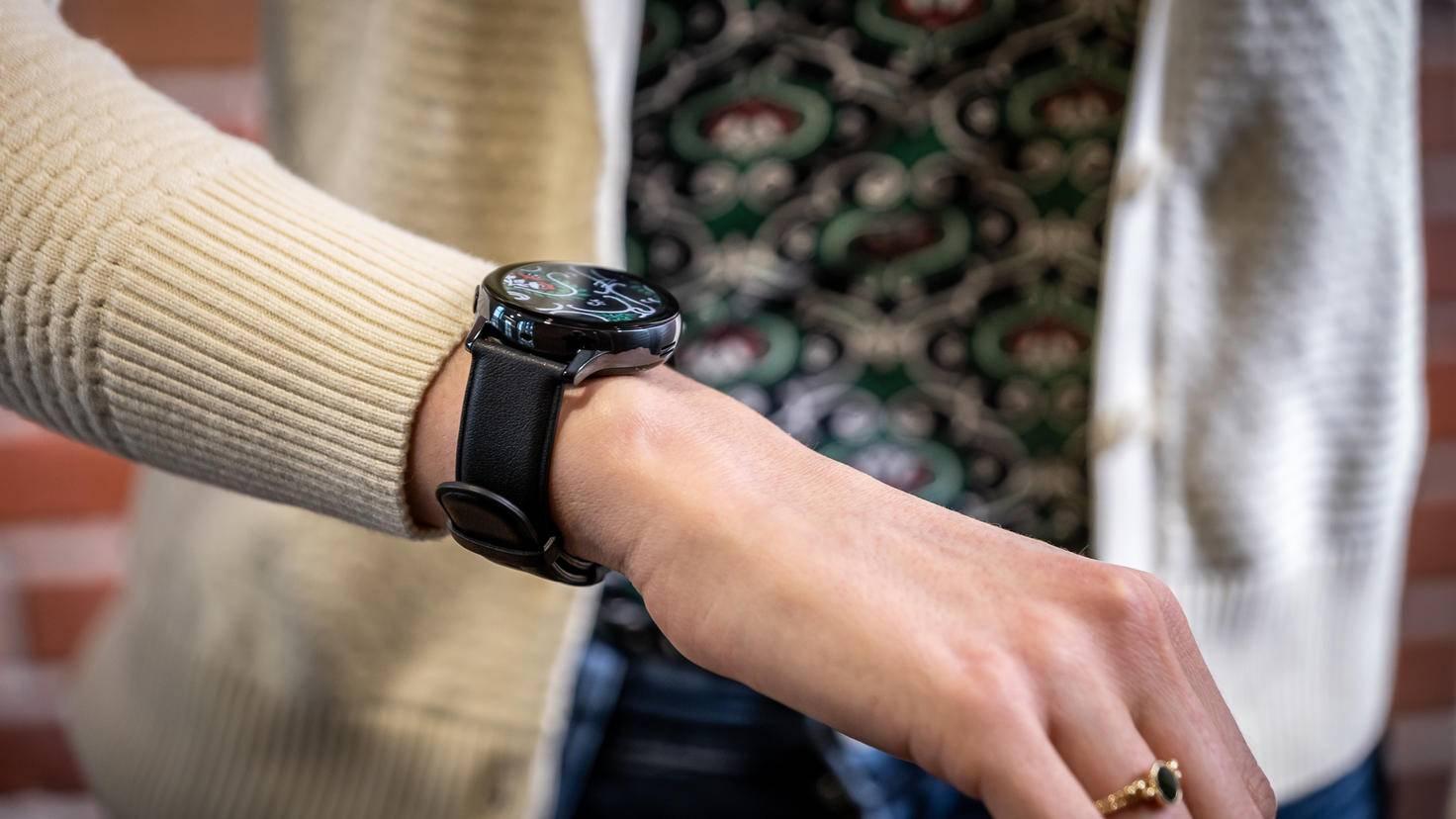 Galaxy Watch Active 2 Höhe