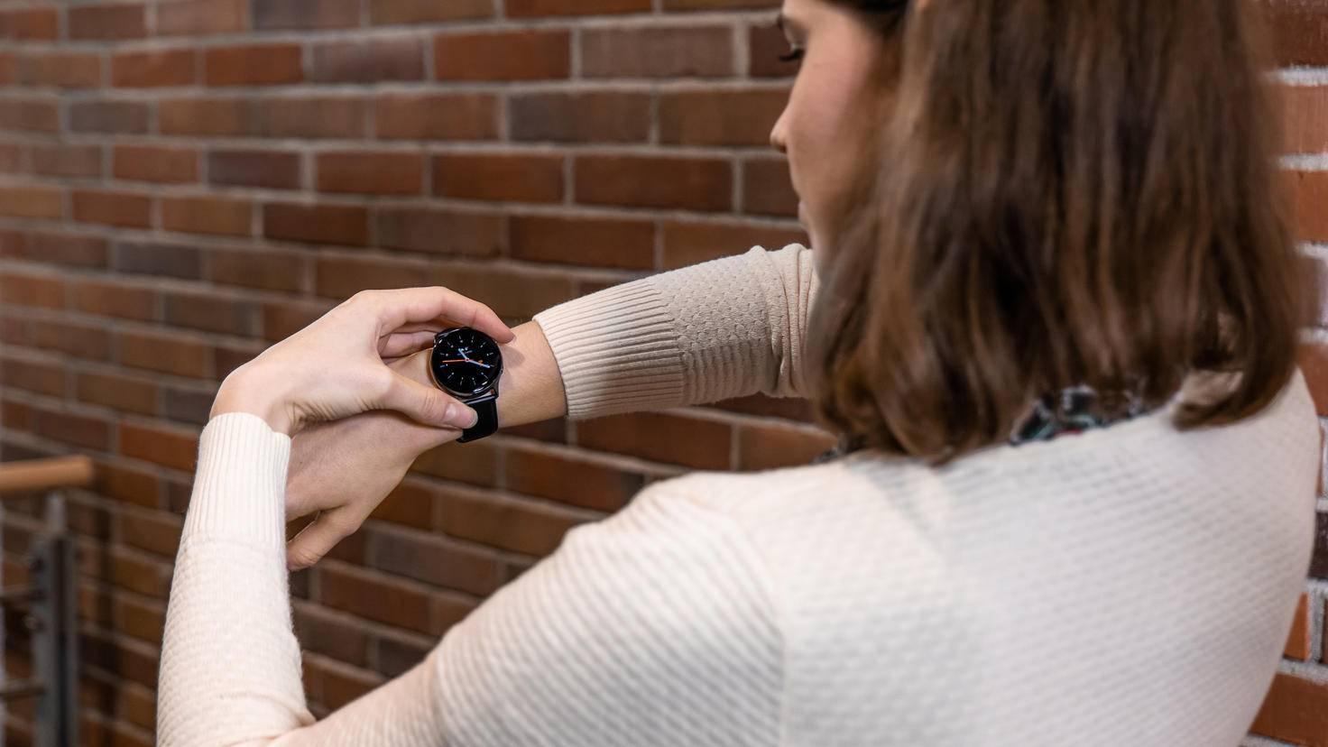 Galaxy Watch Active 2 für Linkshänder