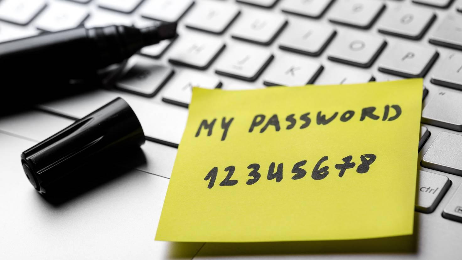 passwort-passwoerter-password