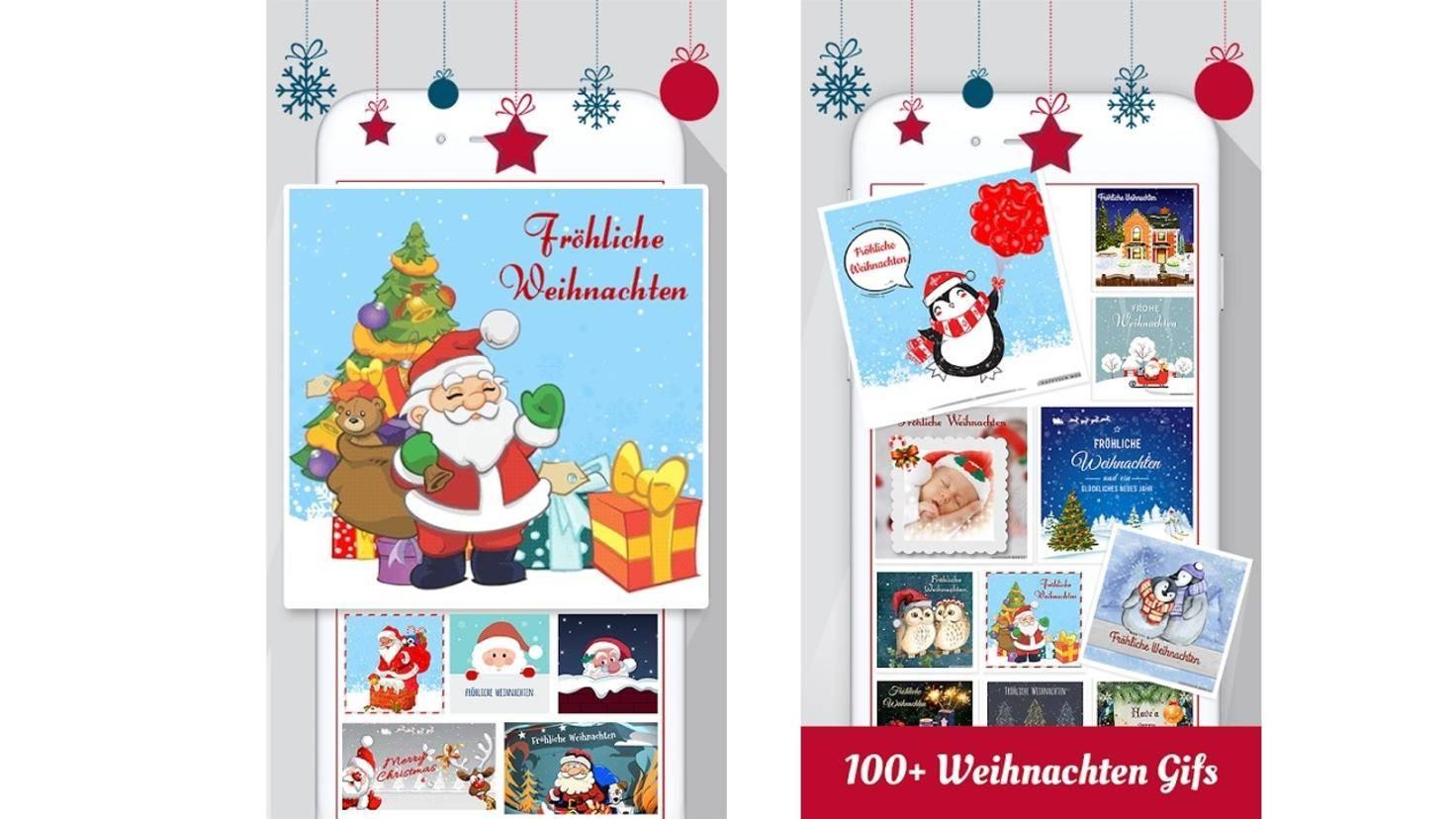 Weihnachtssprüche App