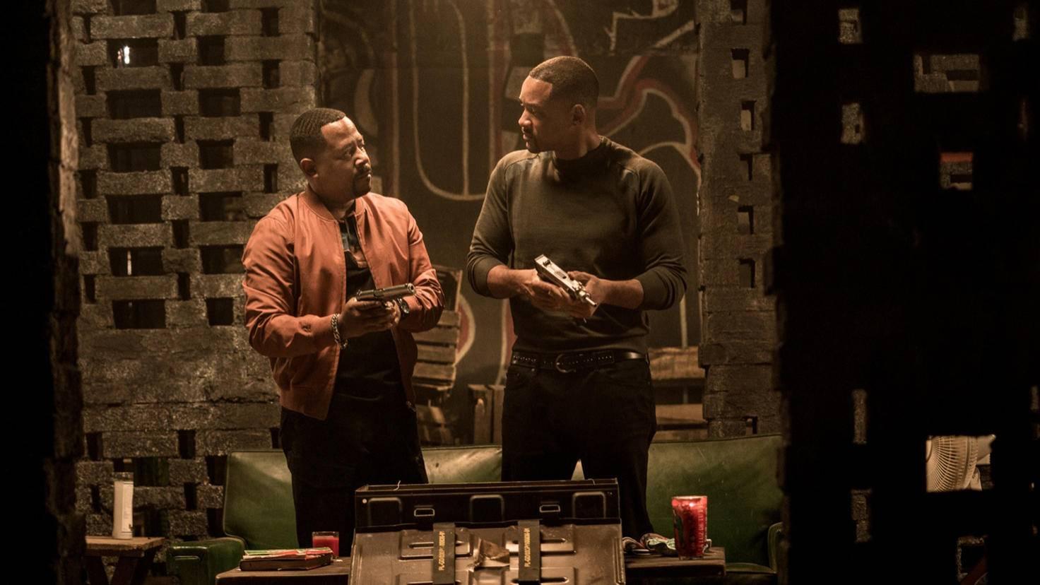 Marcus und Mike stehen zusammen. Verstehste? Ach, egal ...