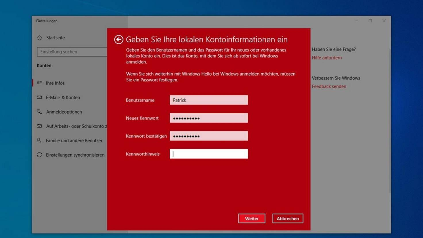 Nutzerkonto-Windows-10-03