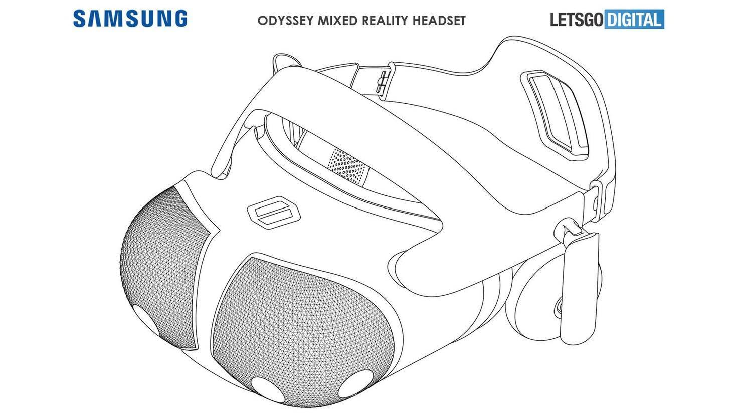 Samsung-Odyssey-2020-Patent