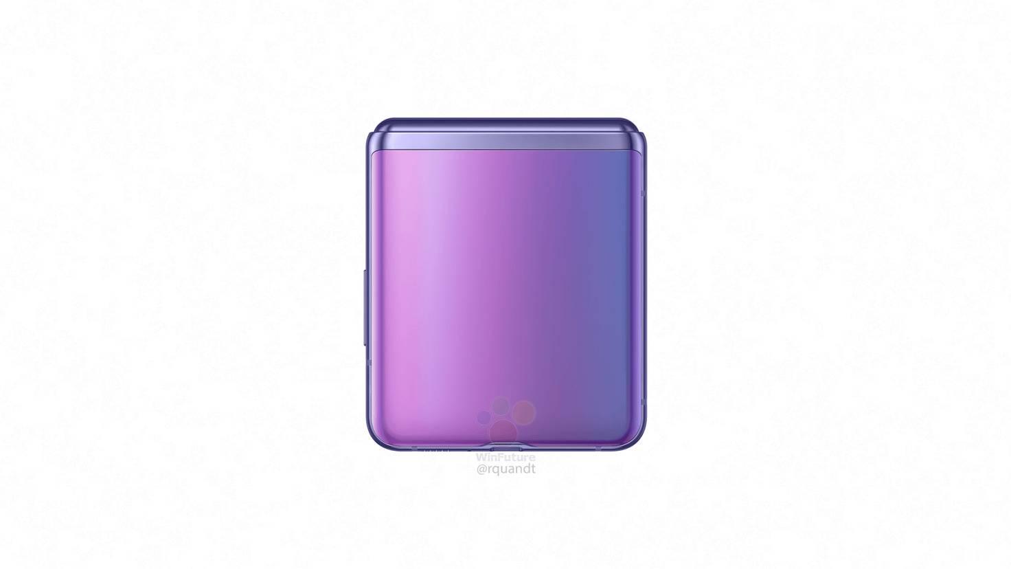 galaxy-z-flip-violett-gefaltet