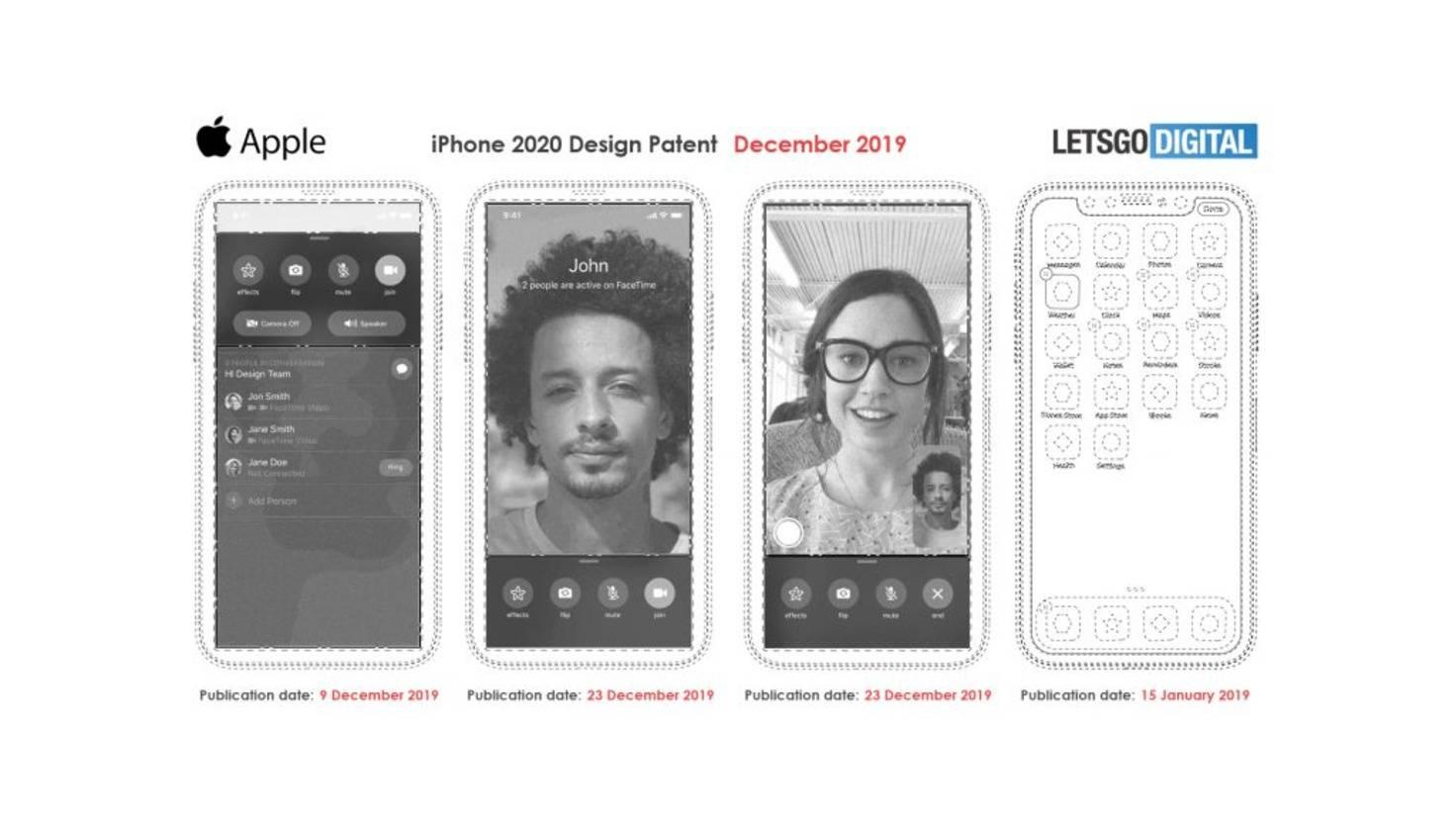 iphone-2020-design-patente