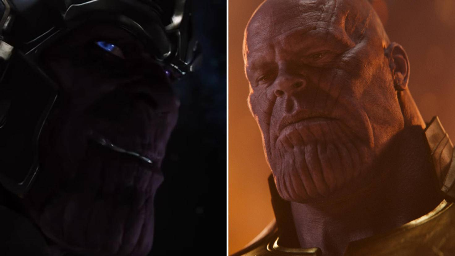 Thanos Damion Poitier Josh Brolin
