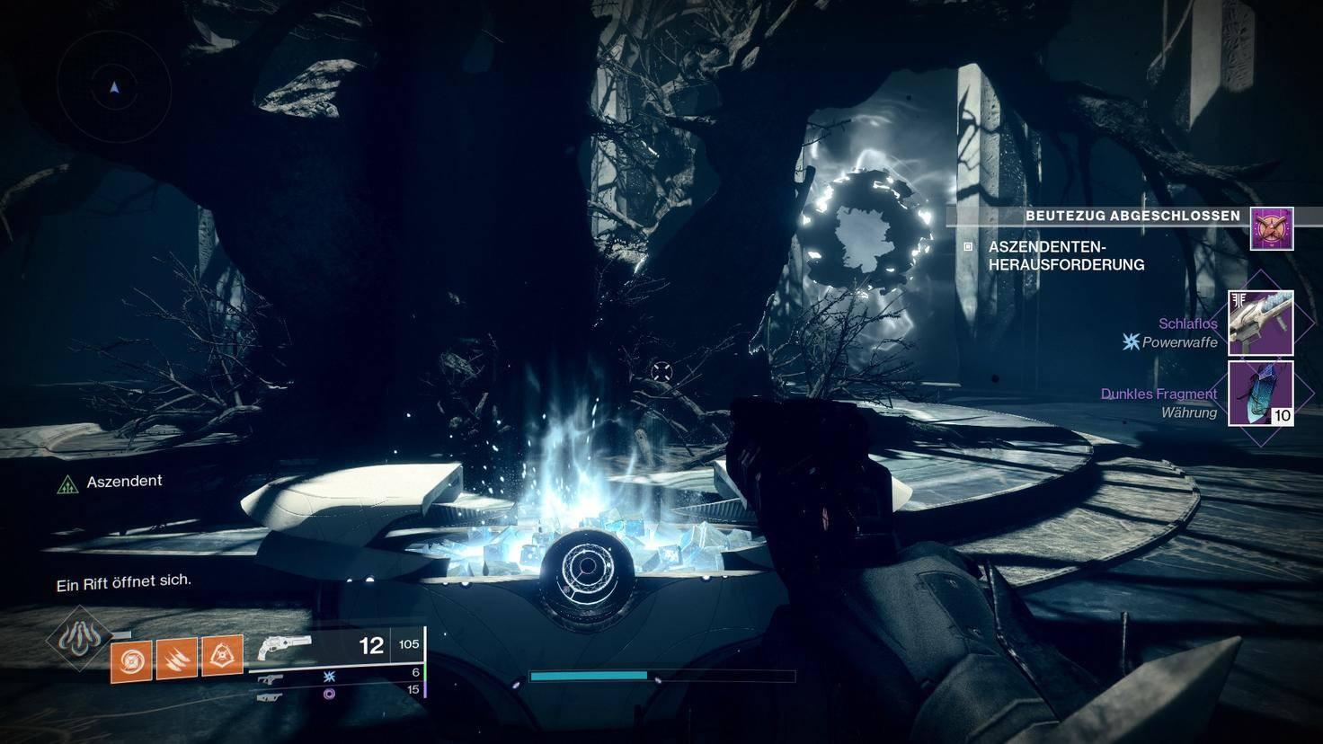 Destiny 2 Aszendentenherausforderung Loot