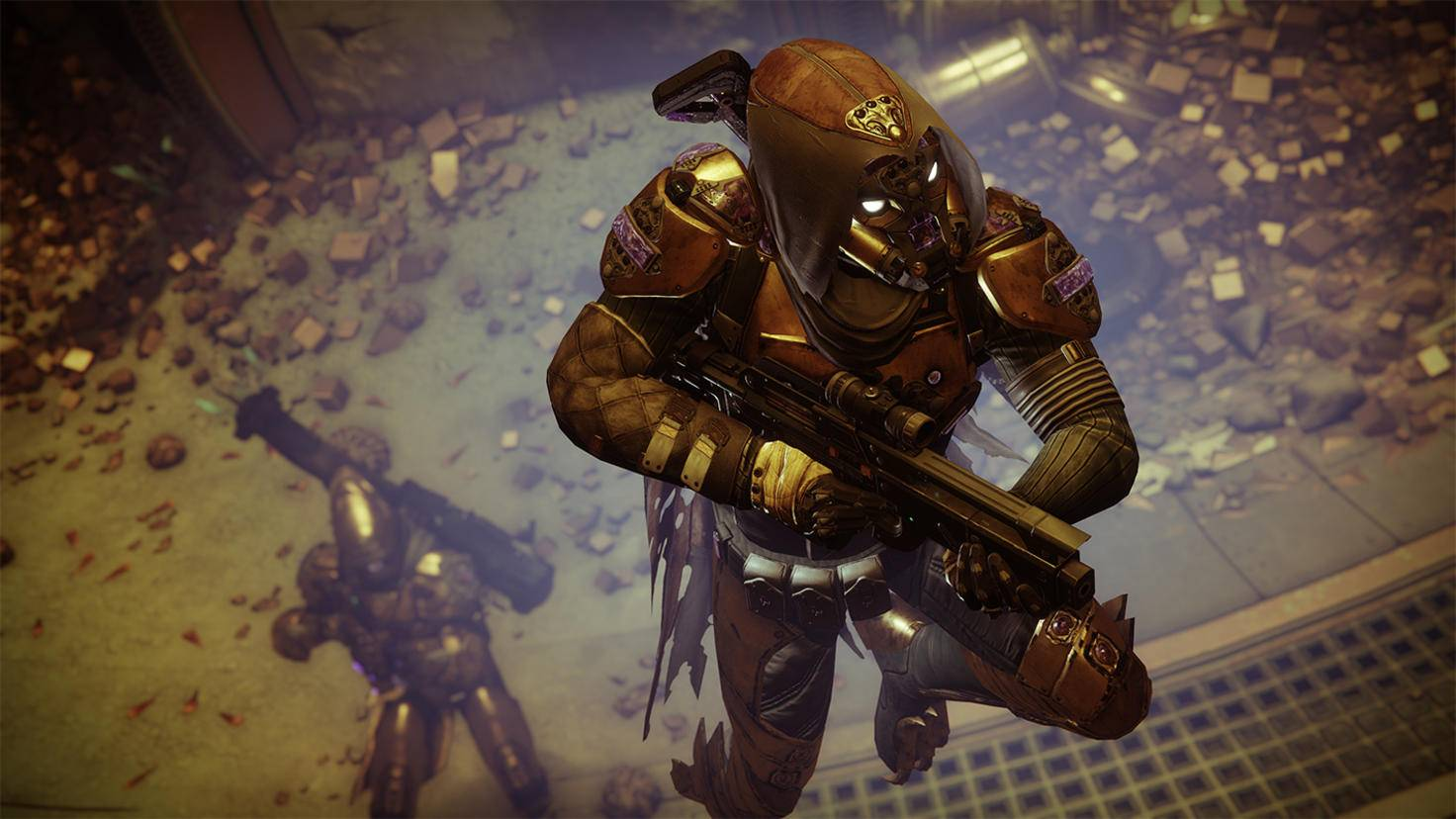 Destiny 2 Menagerie Rüstung Jäger