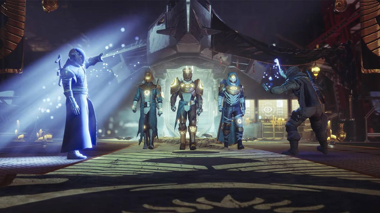 Destiny 2 Prüfungen des Osiris