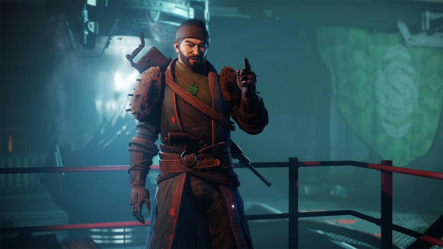 Destiny 2 Dienstvergehen Quest bekommen
