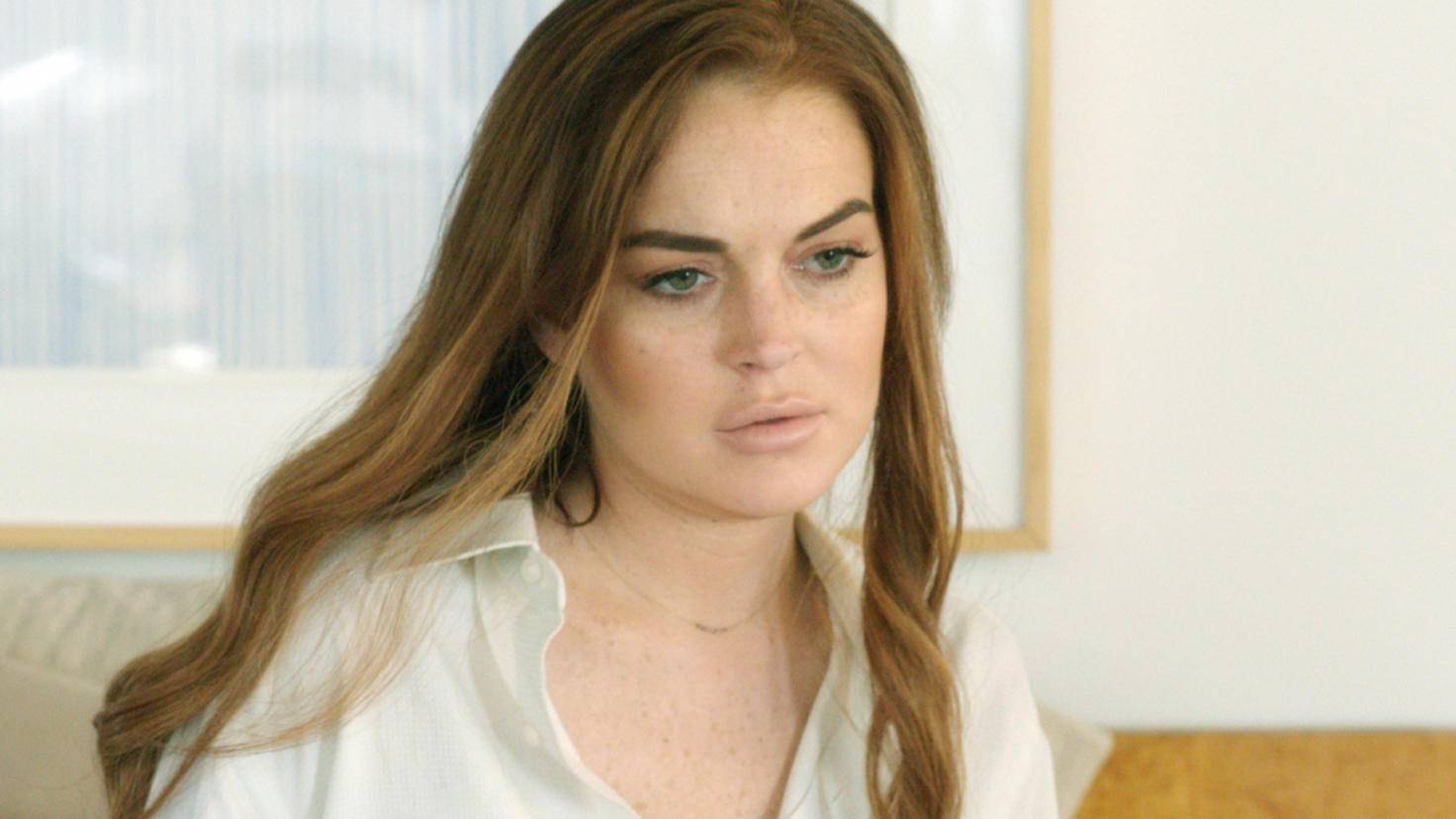 lindsay lohan the canyons