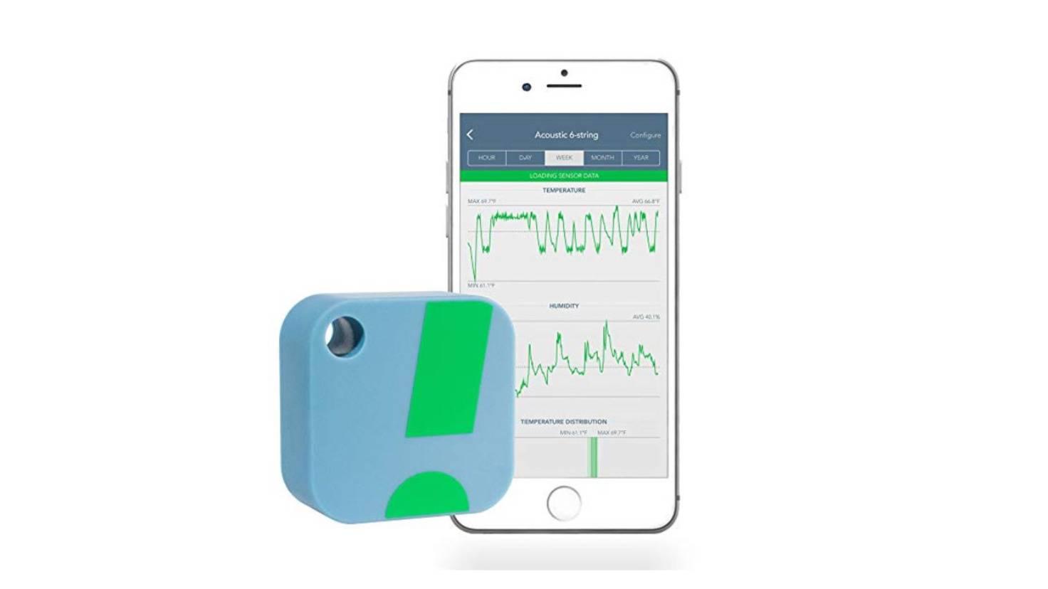 Sensorpush mit App