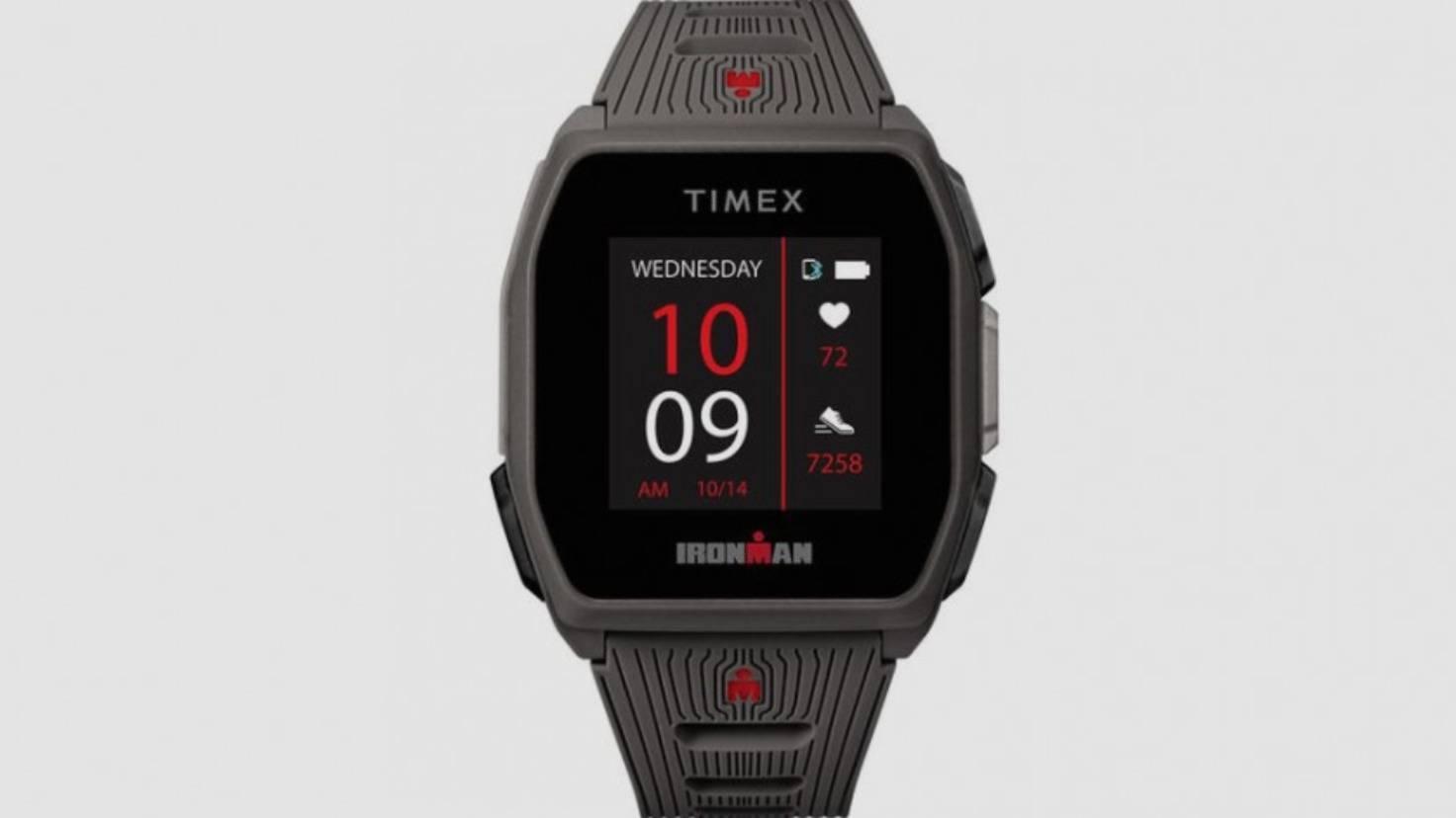 timex sportuhr