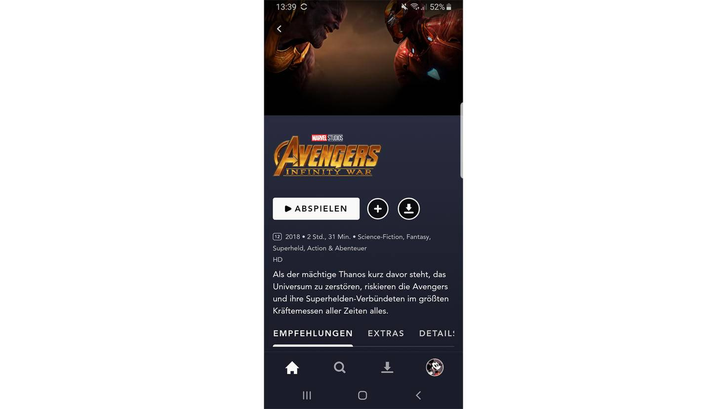 Disney+ Film Download