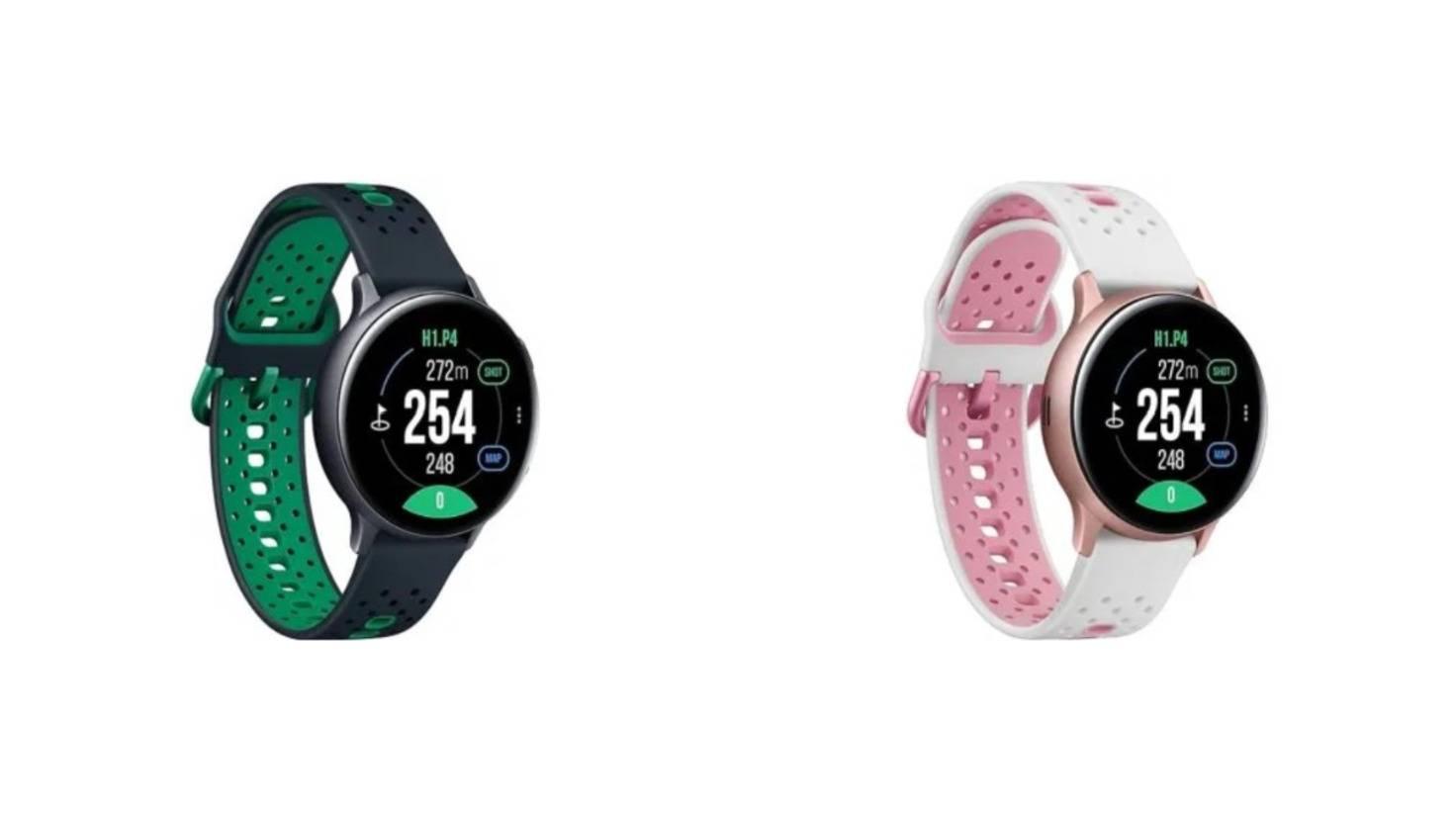 Galaxy Watch Active 2 Golf Edition