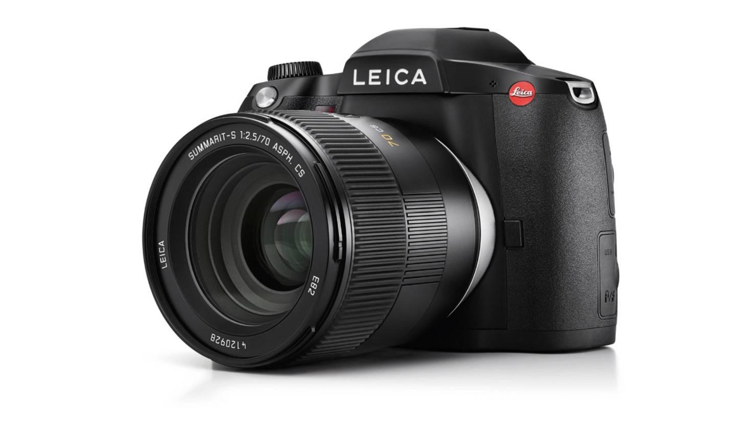 Leica s3 vorne