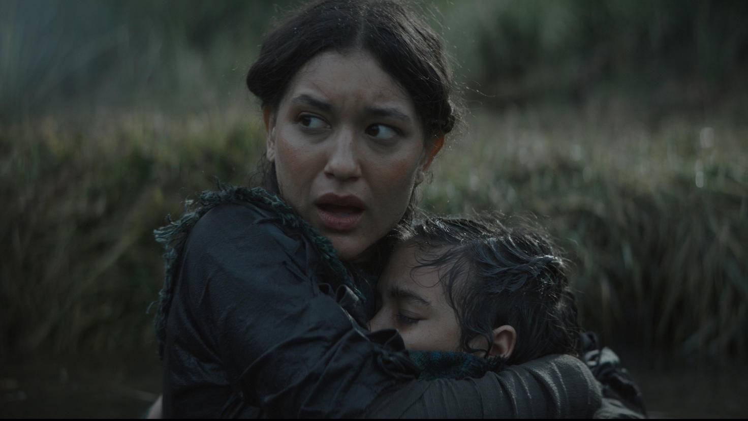 The Mandalorian Julia Jones Omera S01E04