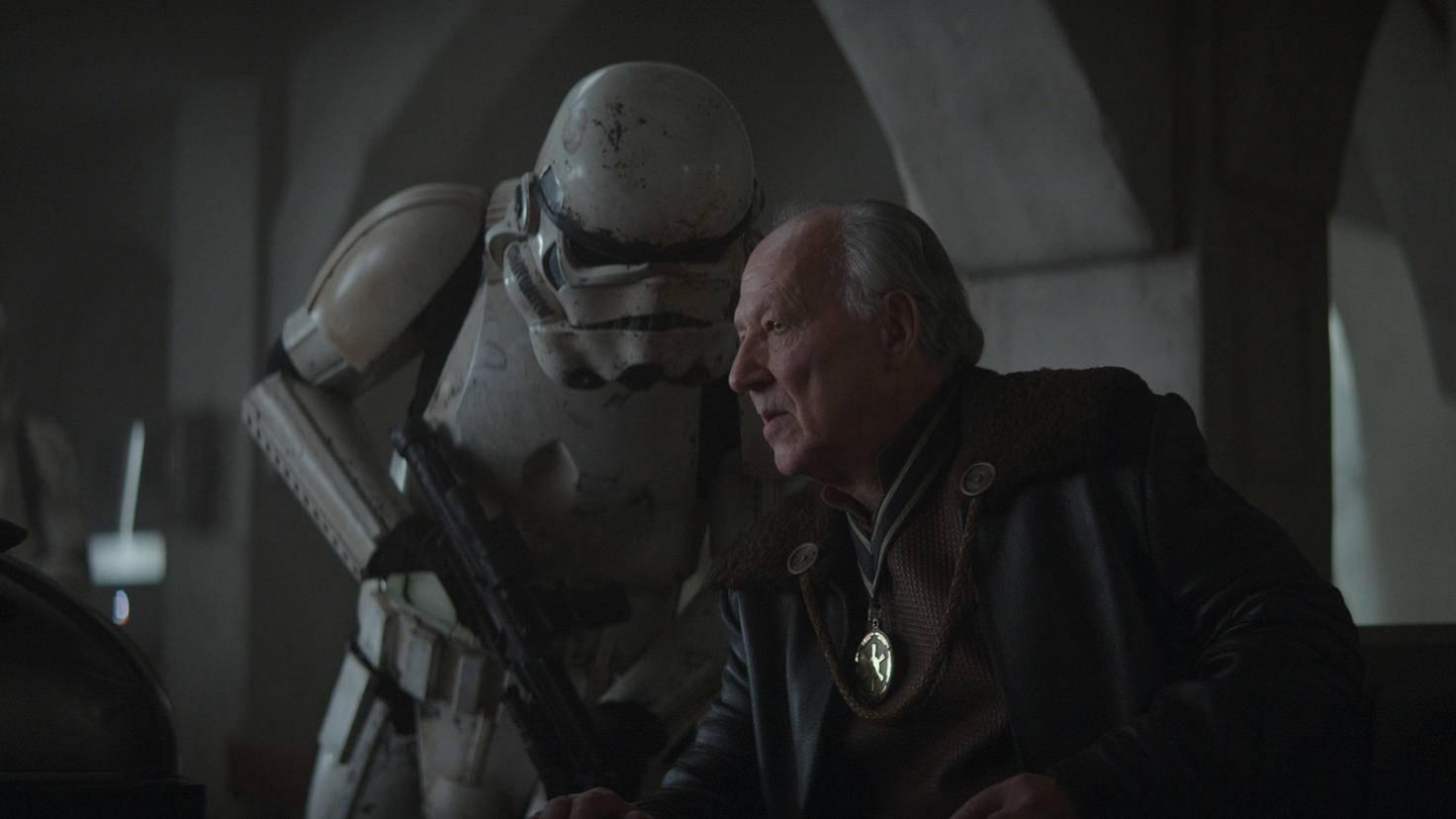 The Mandalorian Werner Herzog Klient S01E07