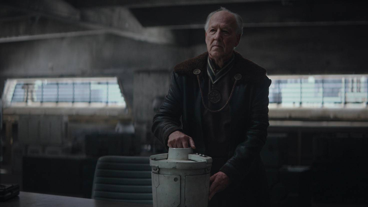 The Mandalorian Werner Herzog Klient S01E03