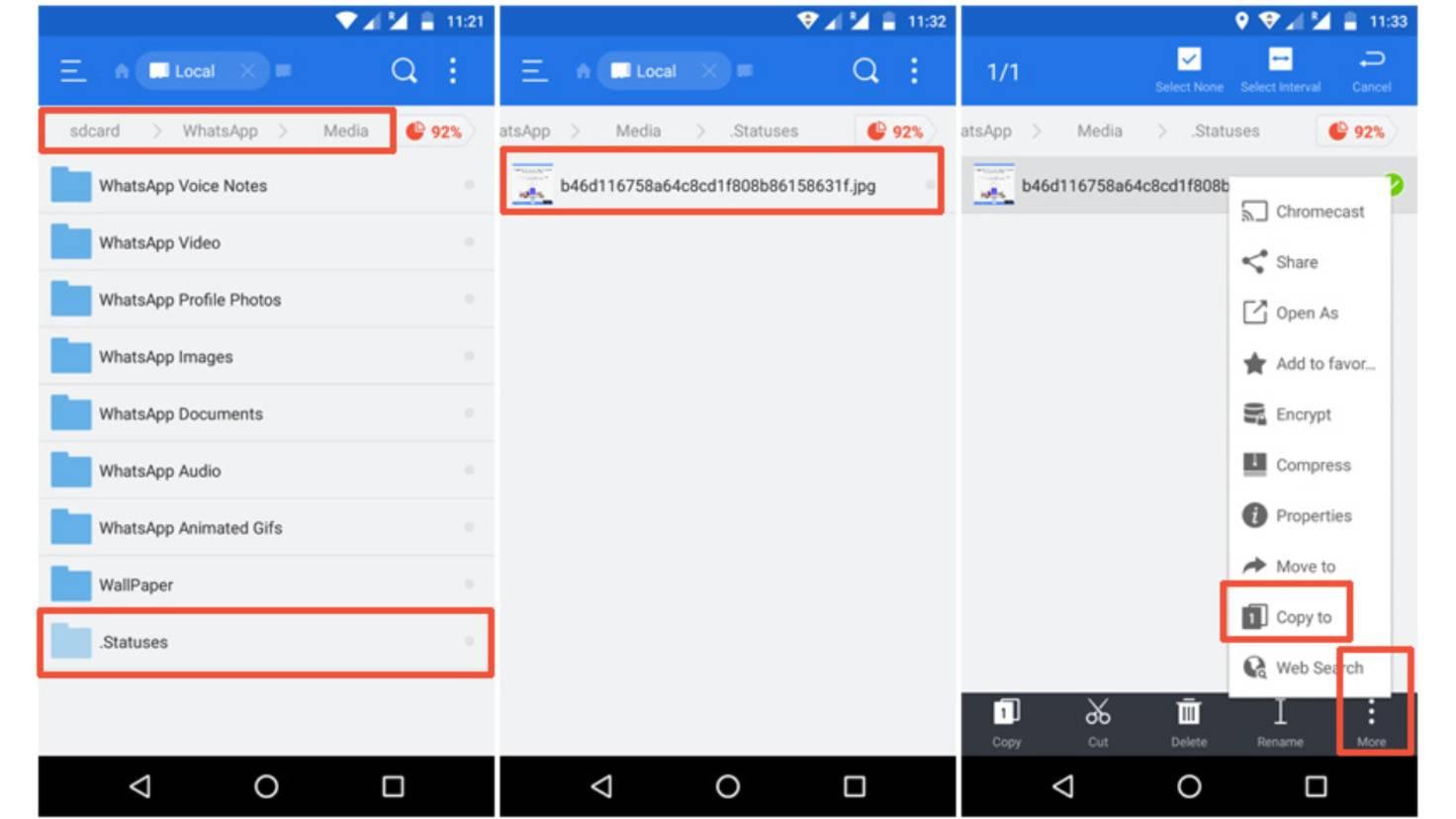 WhatsApp-Status anonym ansehen: Das musst Du tun