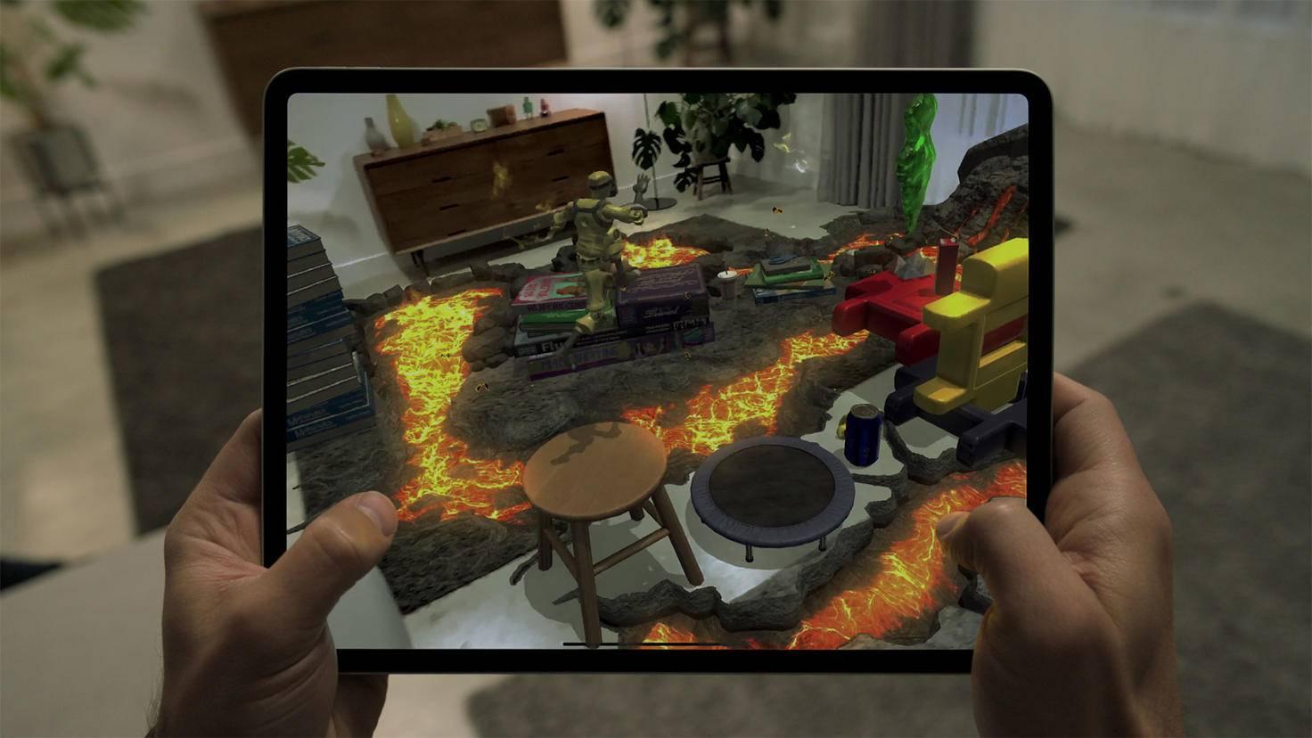 Apple iPad Pro Augmented Reality