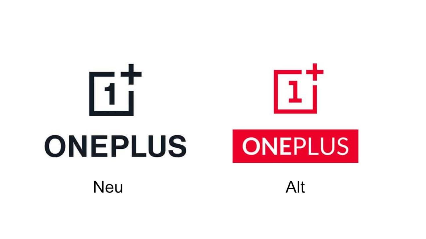 oneplus logo vergleich