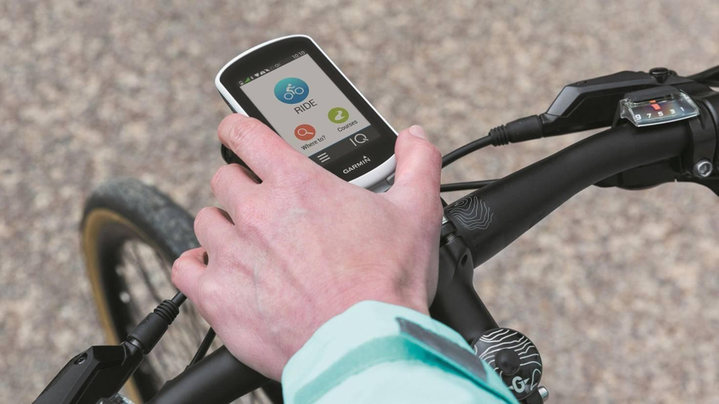 Fahrradnavi Garmin Edge Explore