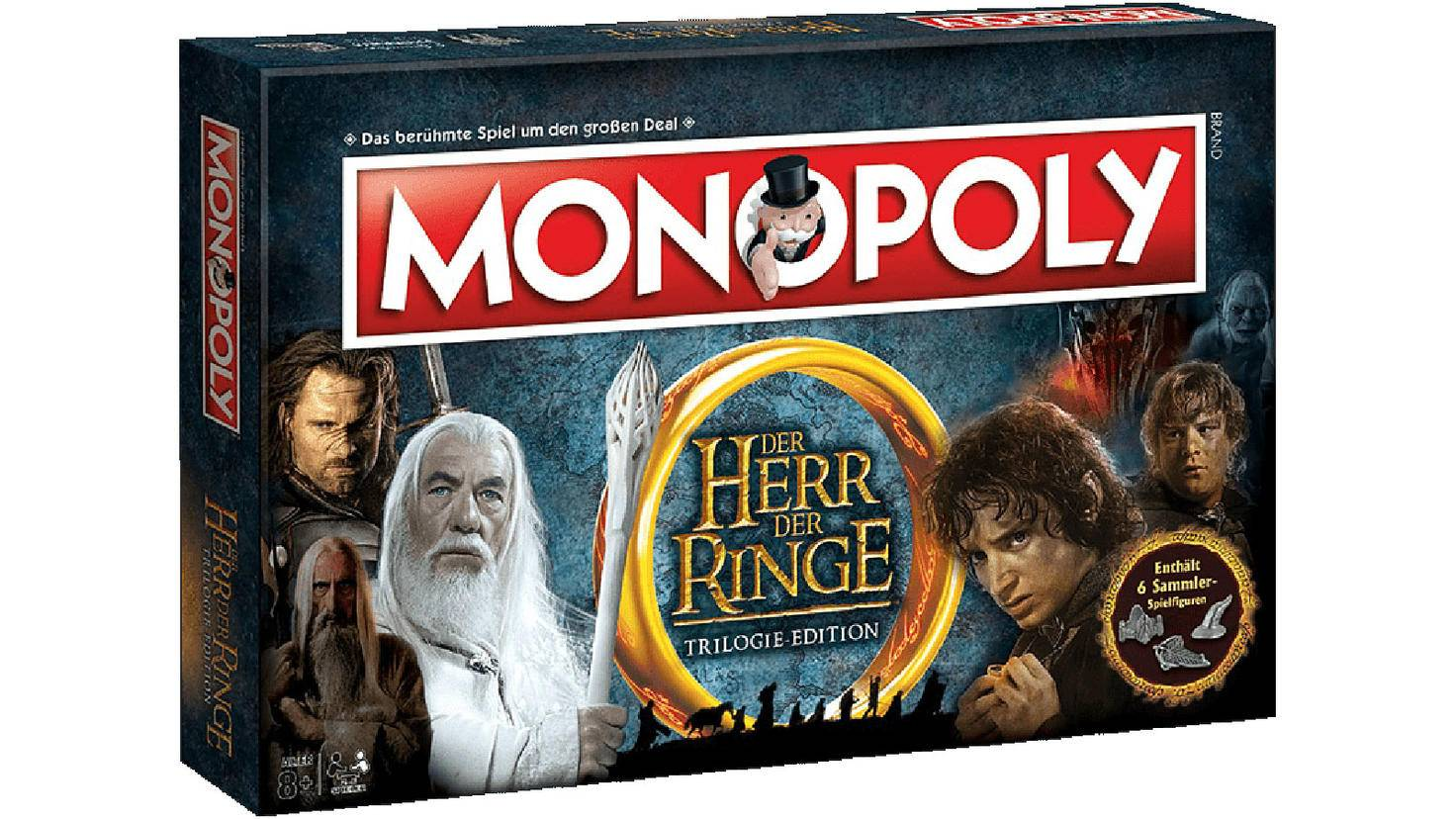 Herr der Ringe Monopoly