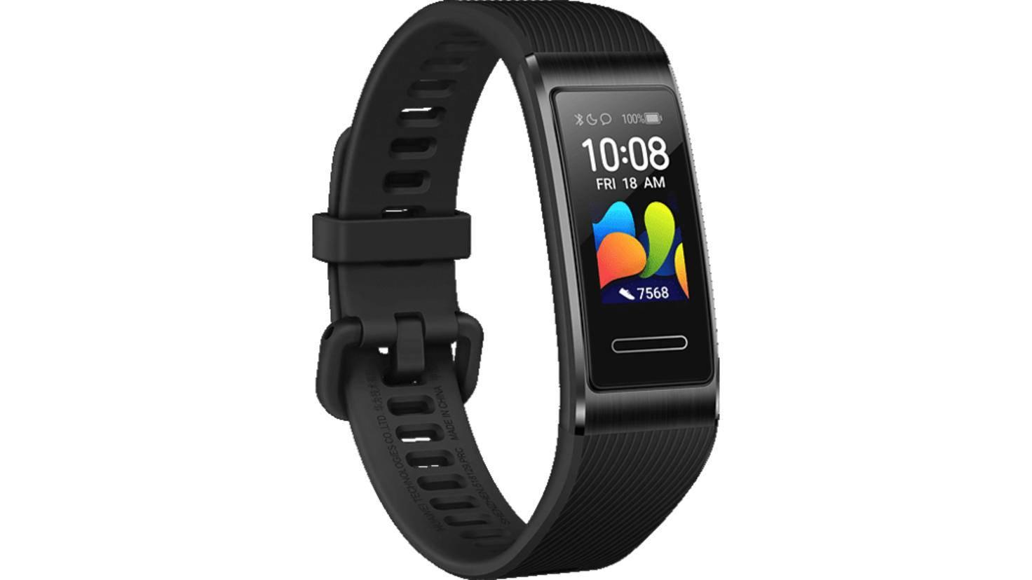 Huawei Band 4 Pro Fitness-Tracker mit GPS