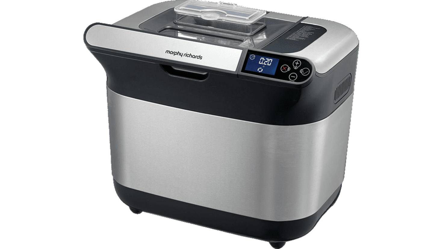 Morphy Richards 502000 Premium Plus Brotbackautomat
