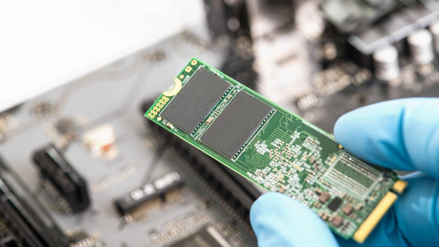 NVMe-SSD