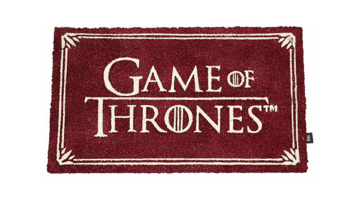 """Oder Du nimmst einfach das """"Game of Thrones""""-Logo."""