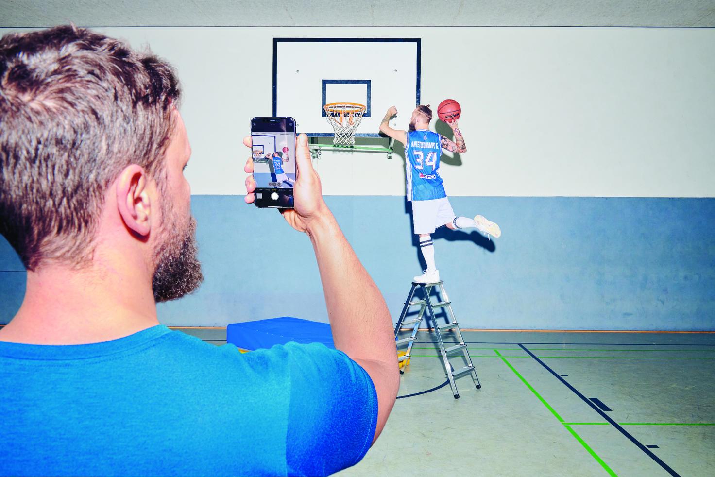 Smartphone Fotografie für Turn On Magazin